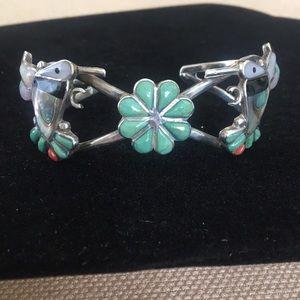 Jewelry - Inlay hummingbird bracelet